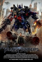 Transformers: Dark of the Moon 3D's poster