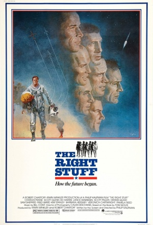 The Right Stuff Film Poster