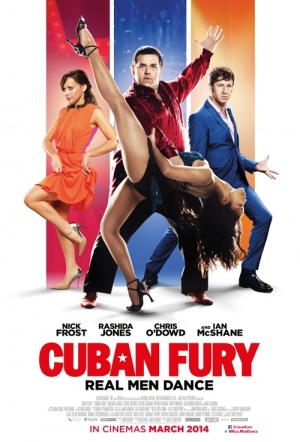 Cuban Fury Film Poster