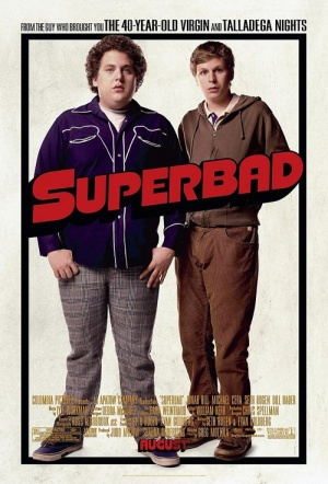 Superbad Film Poster