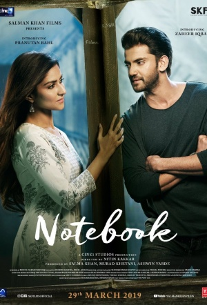 Notebook (2019) Film Poster