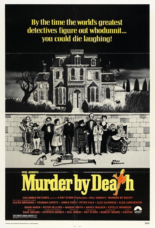 Murder By Death Film Poster