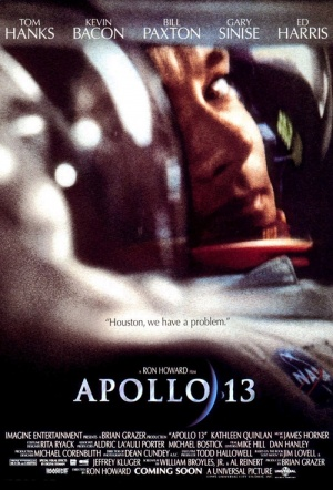 Apollo 13 Film Poster