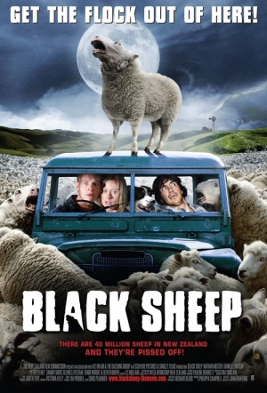 Black Sheep (2007) Film Poster
