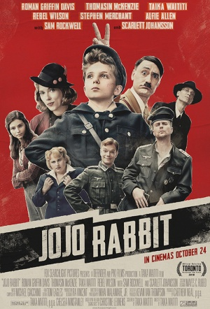 Jojo Rabbit Film Poster