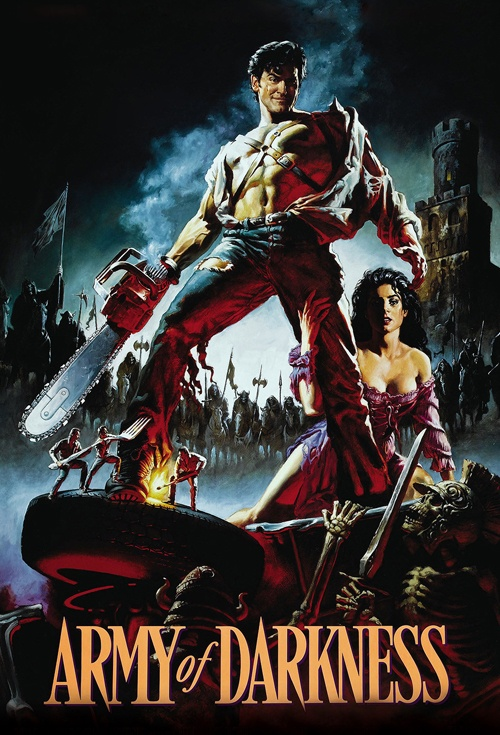 Army Of Darkness Film Poster