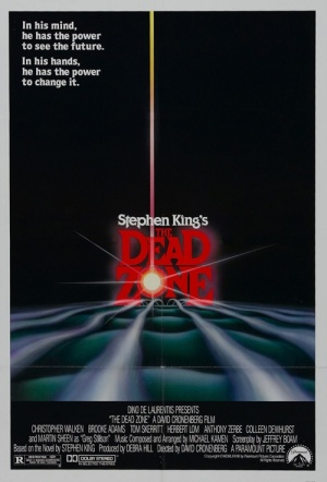 The Dead Zone Film Poster