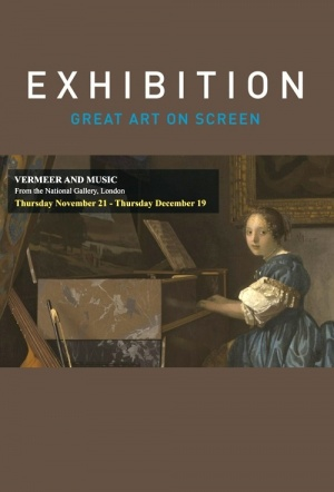 Exhibition: Vermeer and Music Film Poster
