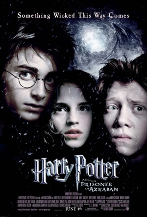 Harry Potter and the Prisoner of Azkaban Film Poster