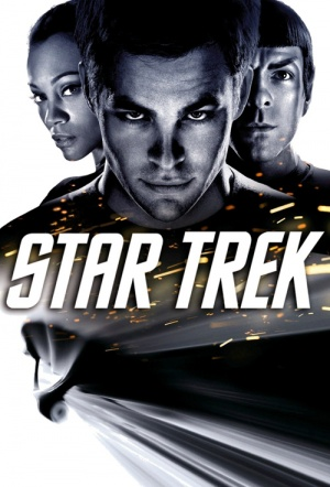 Star Trek (2009) Film Poster