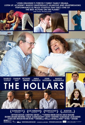 The Hollars Film Poster