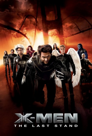X-Men: The Last Stand Film Poster