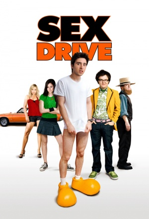 Sex Drive Film Poster