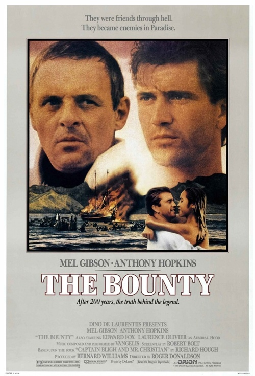 The Bounty Film Poster