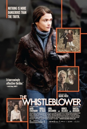 The Whistleblower Film Poster