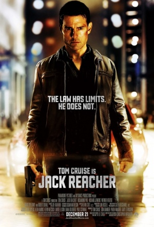Jack Reacher Film Poster