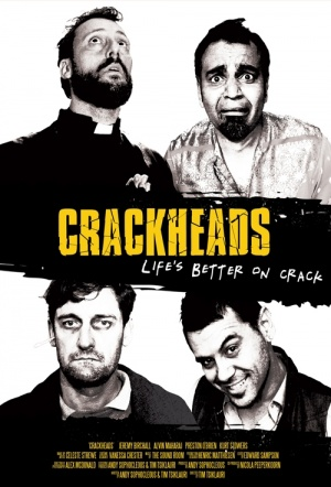 Crackheads Film Poster