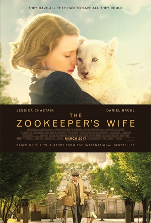 The Zookeeper's Wife Film Poster