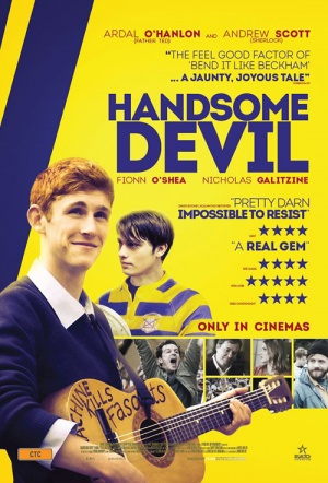 Handsome Devil Film Poster