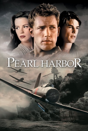 Pearl Harbour Film Poster