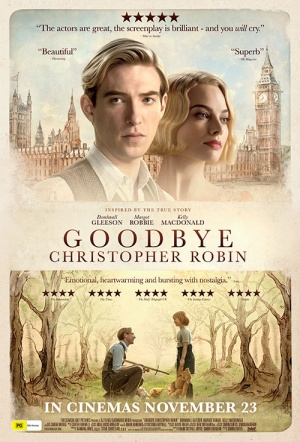 Goodbye Christopher Robin Film Poster