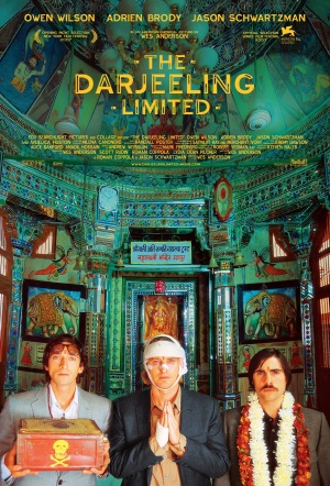 The Darjeeling Limited Film Poster