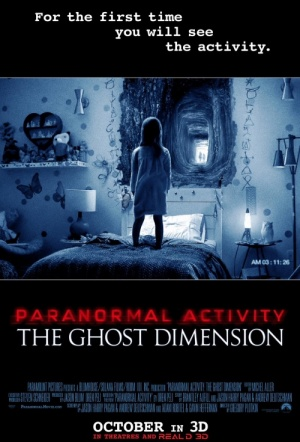 Paranormal Activity: Ghost Dimension 3D