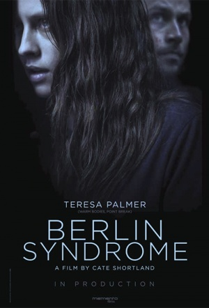 Berlin Syndrome Film Poster
