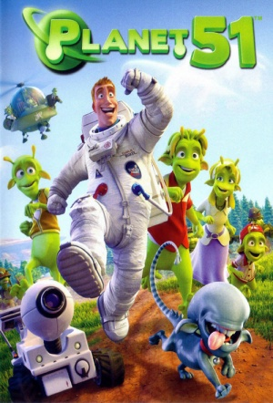 Planet 51 Film Poster