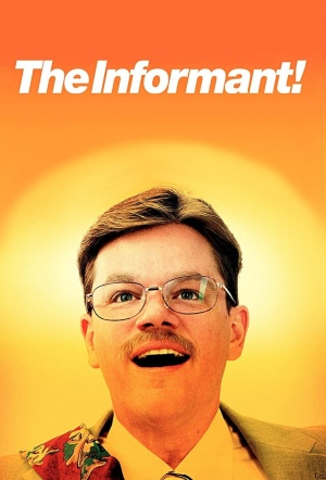 The Informant! Film Poster