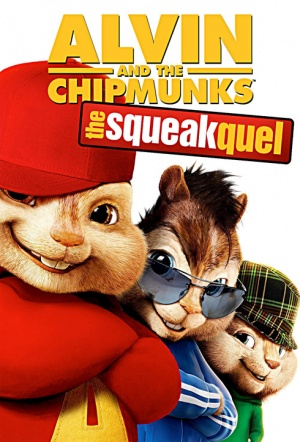 Alvin and the Chipmunks: The Squeakquel Film Poster