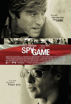 Spy Game Film Poster