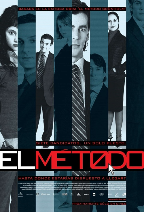 The Method Film Poster