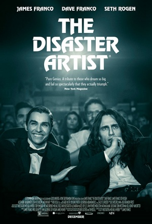 The Disaster Artist Film Poster
