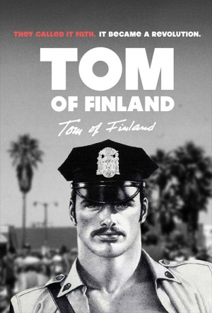 Tom of Finland Film Poster