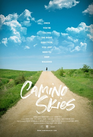 Camino Skies Q&A Film Poster