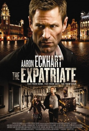 The Expatriate Film Poster