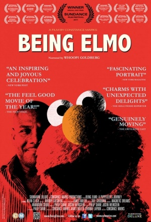 Being Elmo: A Puppeteer's Journey Film Poster