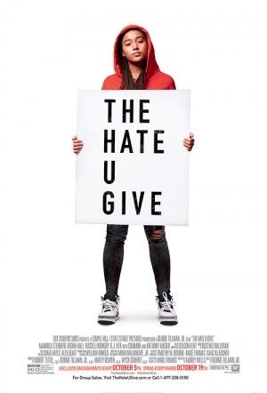 The Hate U Give Film Poster