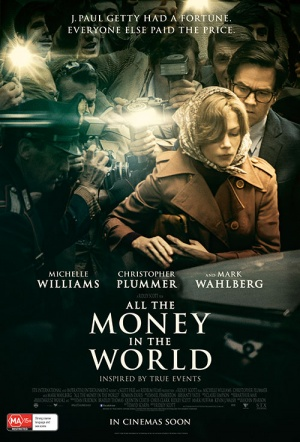 All the Money in the World Film Poster