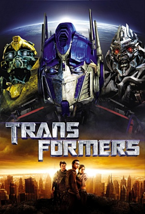 Transformers Film Poster