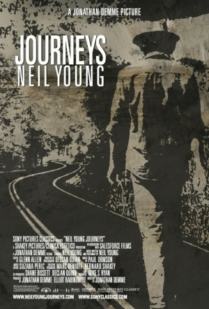 Neil Young Journeys Film Poster