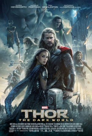 Thor: The Dark World Film Poster