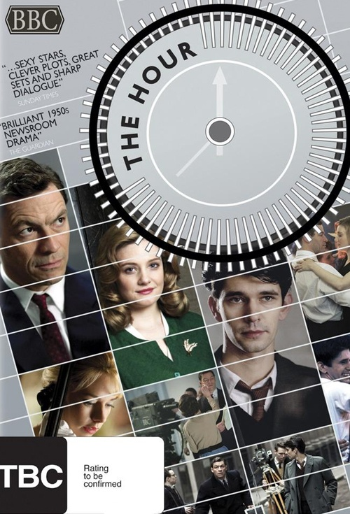 The Hour: Season 1 Film Poster