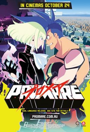 Promare (English dub)