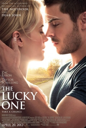 The Lucky One Film Poster