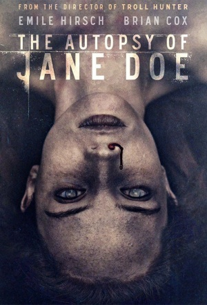 The Autopsy of Jane Doe Film Poster