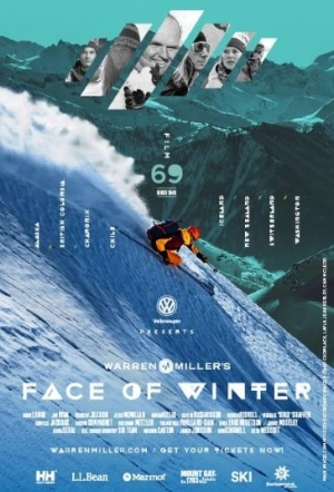 Warren Miller's Face of Winter Film Poster