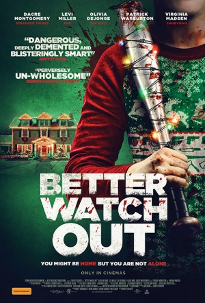 Better Watch Out Film Poster