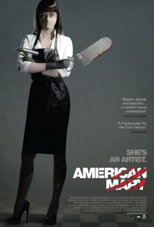 American Mary Film Poster